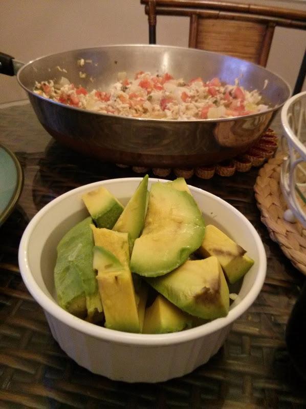 Cilantro Lime Tilapia Tacos